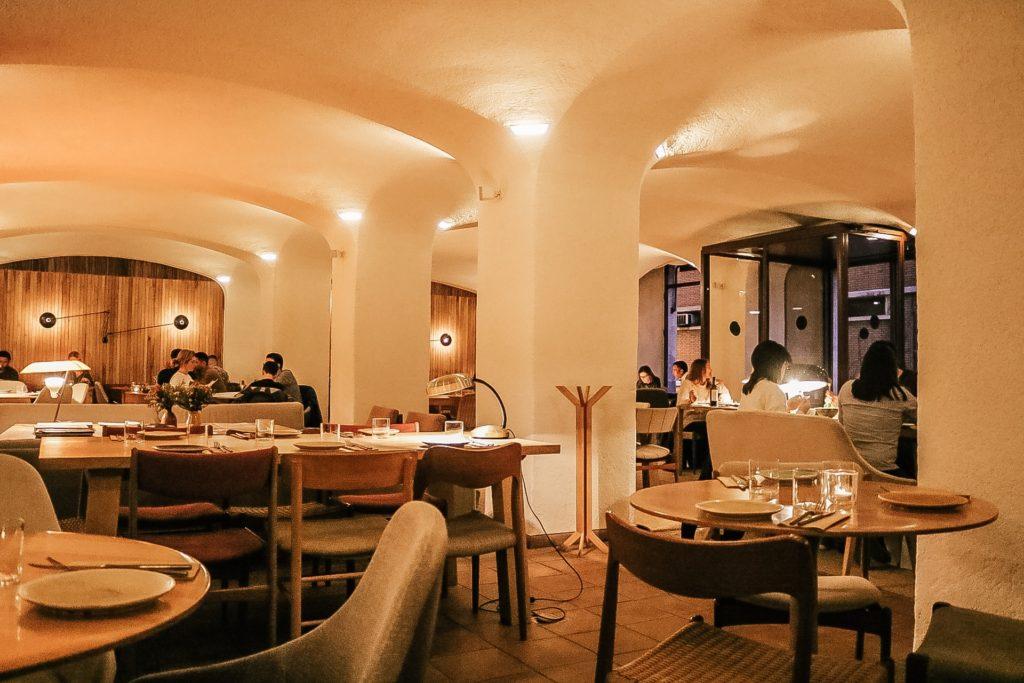Green Spot restaurant in Barcelona
