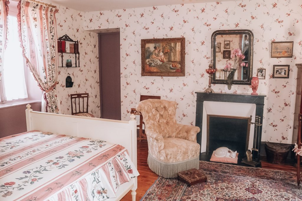 Bedroom at Giverny